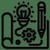 craftmanship graphic line icon