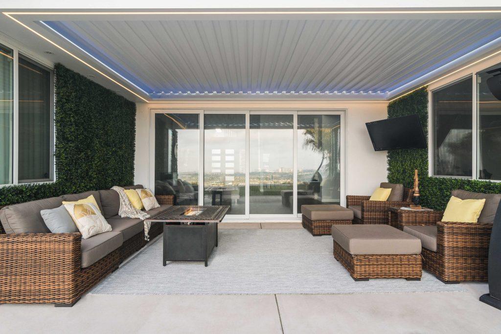 Outdoor Living Room 12
