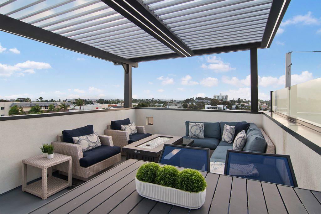 Rooftop Vista 1