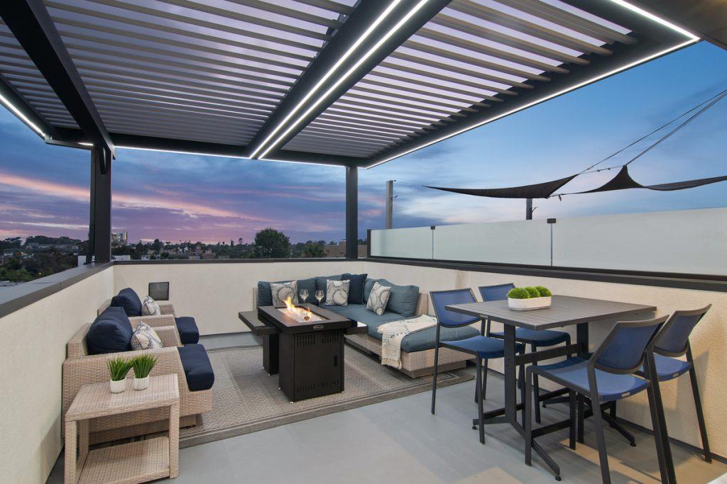 Rooftop Vista 3