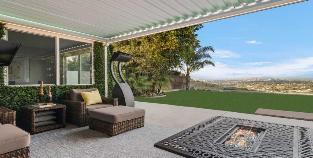 aluminum patio cover example